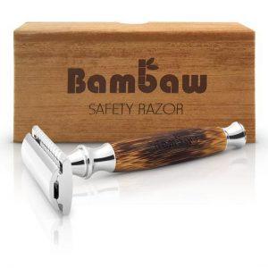 safety razor fra bamboo